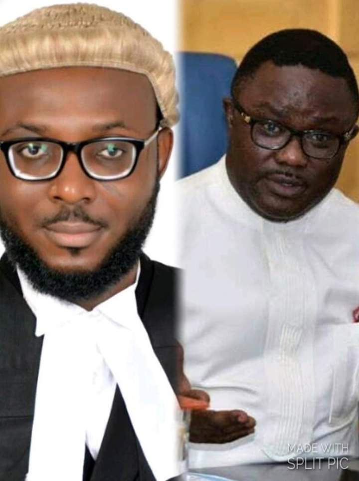 Illegal Ministries: Barr First Baba Isa goes head to head in court against Governor Ayade, Attorney General of C'River State