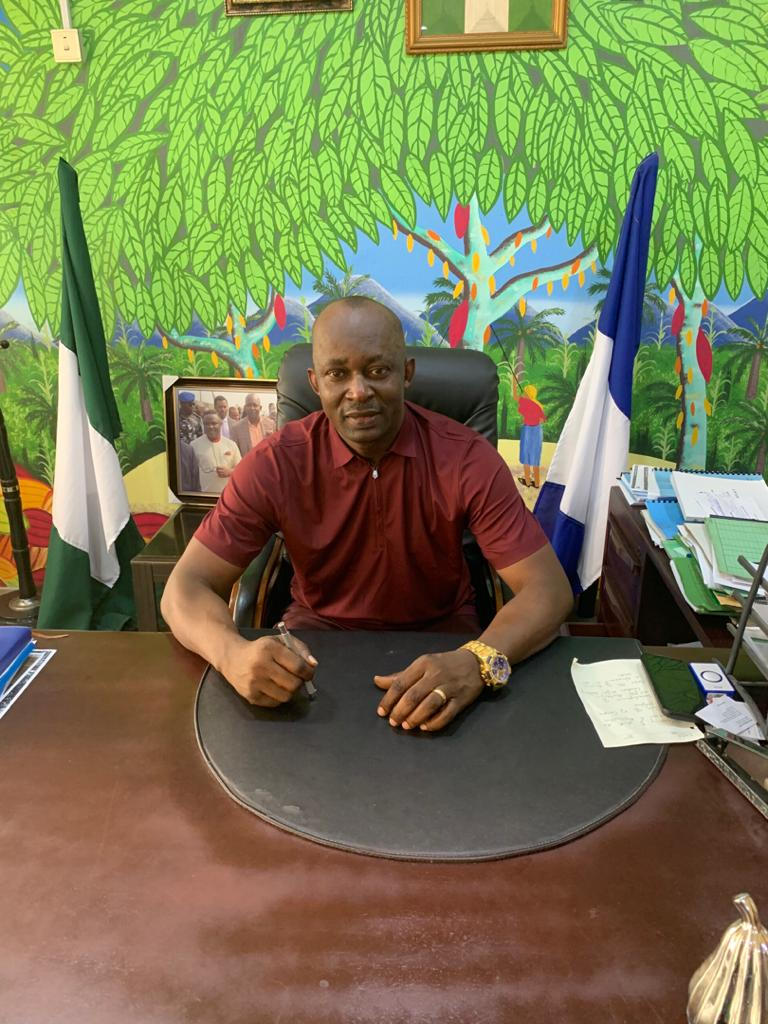 AGRIC COMMISSIONER ENJOINS CROSS RIVERIANS TO KEY INTO GOVERNOR AYADE'S AGRO - INDUSTRIALISATION POLICY