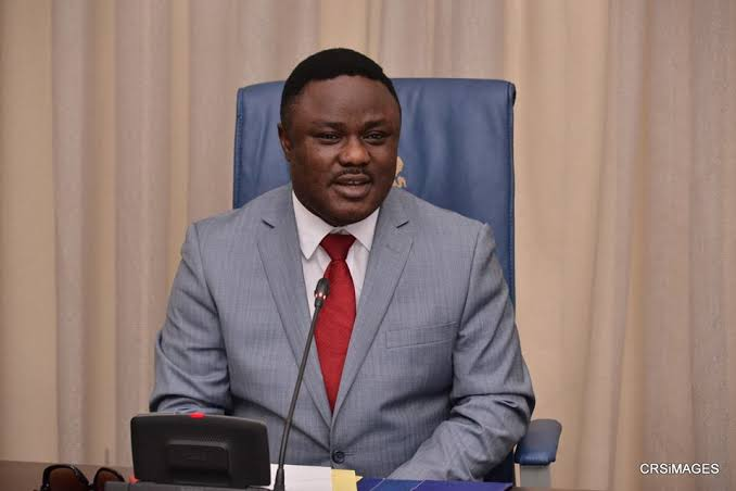 """Obudu Political leaders pass a """"Vote of confidence"""" on Governor Ayade"""