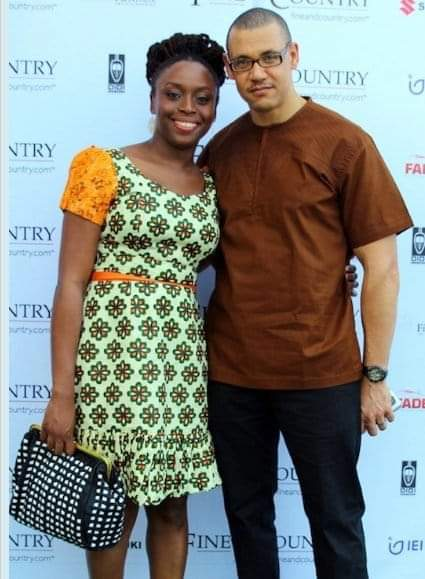 REVEALED: Chimamanda Adiche's Husband Is From Cross River!