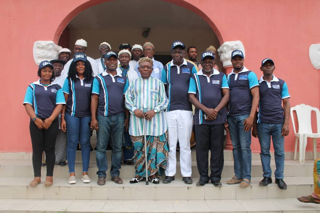 CRGIA: Property Enumeration Exercise will enhance land administration in C'River - Royal Father