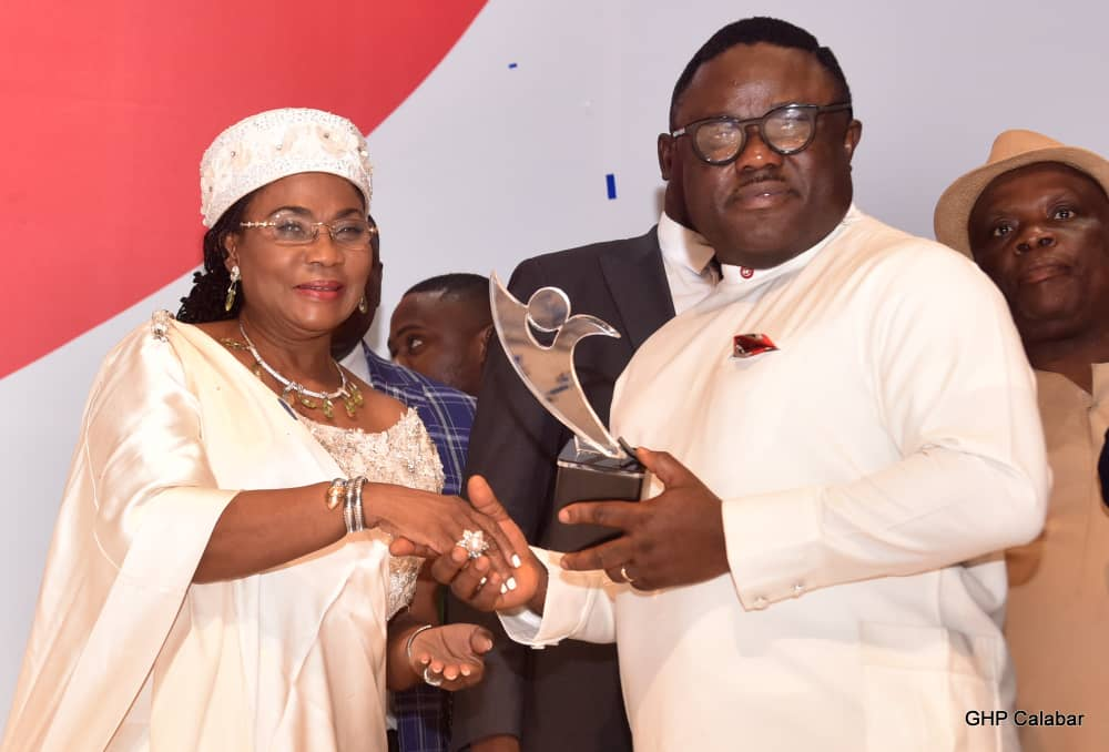 Special Adviser Muslim Affairs Congratulates Ayade On Independent Governor of The Year Award