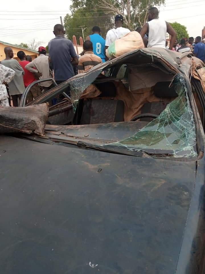 C'River: Tragedy in Okuku as one died in Ghastly motor Accident (Photos)