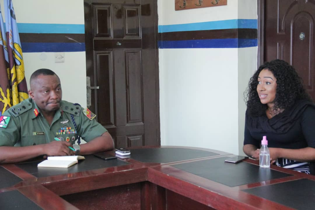 COVID-19: Health Commissioner Seeks Support of Security Agencies On Task Force Responsibility (Photos)