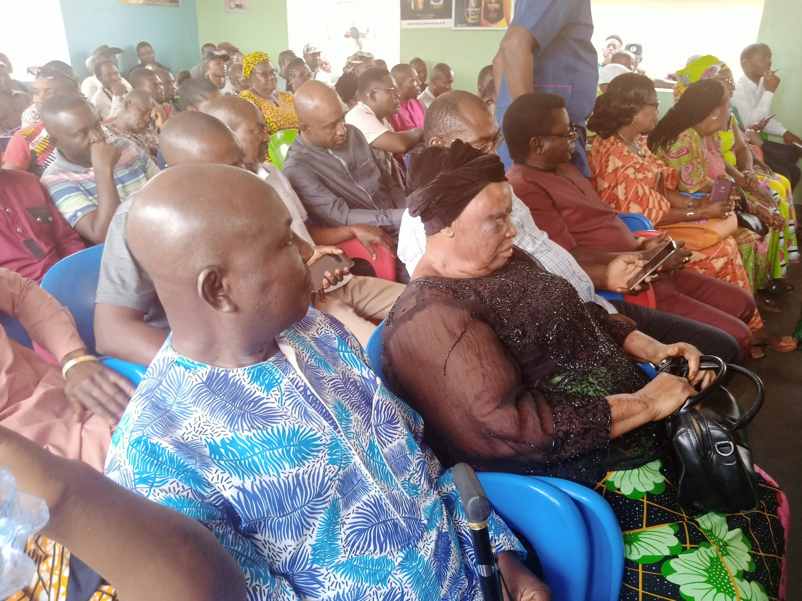 YALA CHAPTER OF PDP INAUGURATES LOCAL GOVT CAMPAIGN COMMITTEES AMIDST ENTHUSIASM