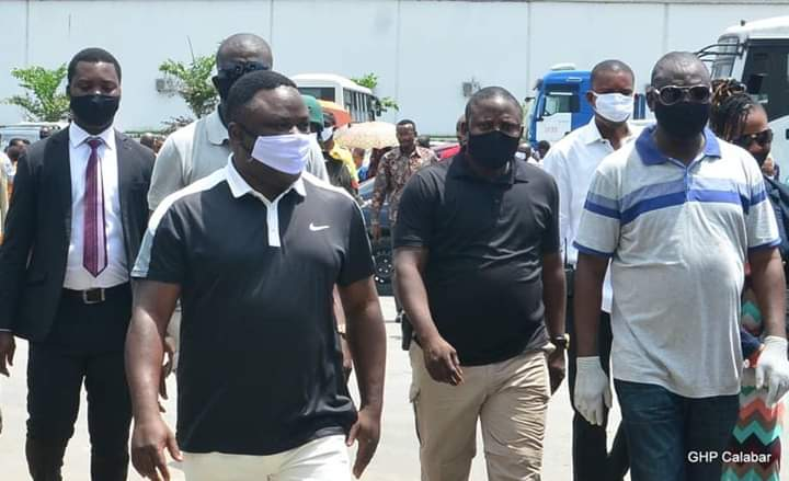 FIGHT AGAINST COVID-19: AYADE'S CROSS RIVER MAINTAINS CLEAN SLATE