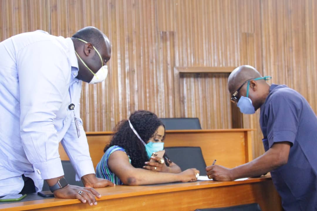 COVID-19 Fight Heightens As C'River State House Of Assembly Donates Items, pass bill To Curb the Spread
