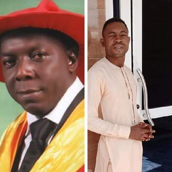 How Dr. Barr. Stephen Odey Lifted Me From Grass To Grace  By Odey Daniel Odobi