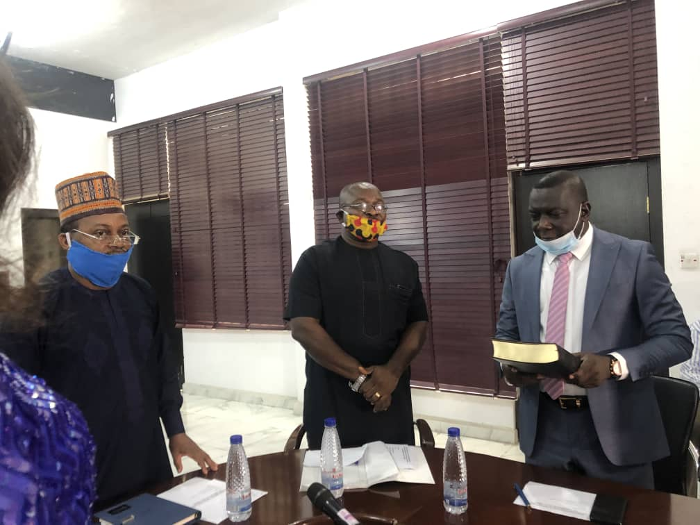 C'River: Inauguration Of Board: Commissioner Tasks SUBEB On Service Delivery (Photos)