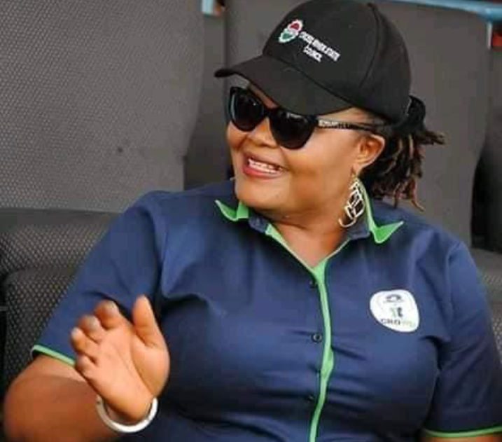 Eid-el'fitri: Stella Odey sues for harmony as she Celebrates Muslim faithfuls.