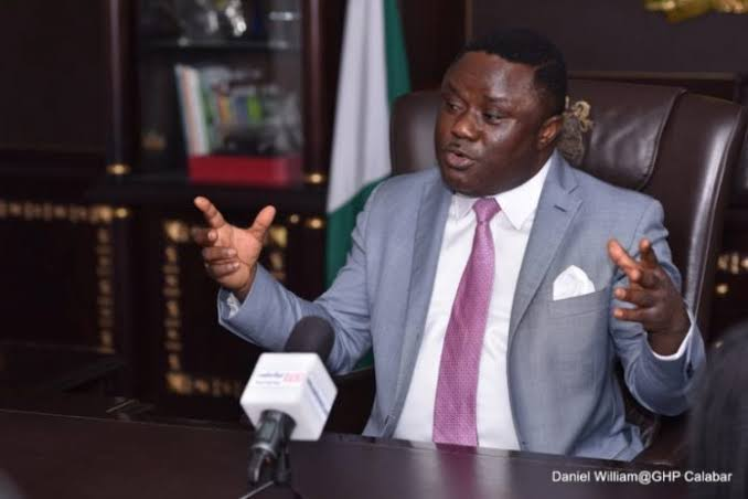 Eid-El-Fitr Celebrations: Ayade Urges Muslims to Embrace Peace, Love and Unity