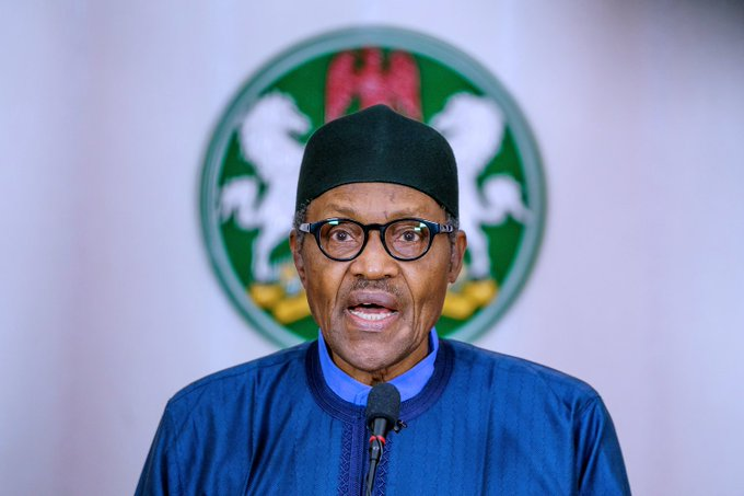 BREAKING: COVID-19: Finally, Buhari Reopens Churches, Mosques
