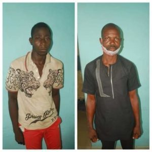 Rapists of Niger: One rapes 2 daughters, other 85yr old grandma