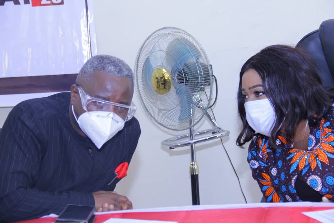 """""""World Sickle Cell Day Celebration; Dr Linda Ayade Supports Warriors With Palliatives"""""""