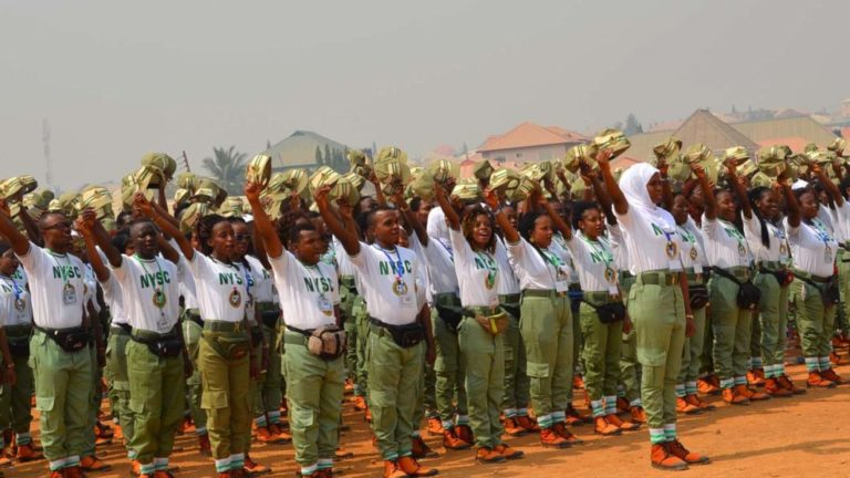 Covid-19: FG Mulls Suspension Of NYSC Programme For Two Years