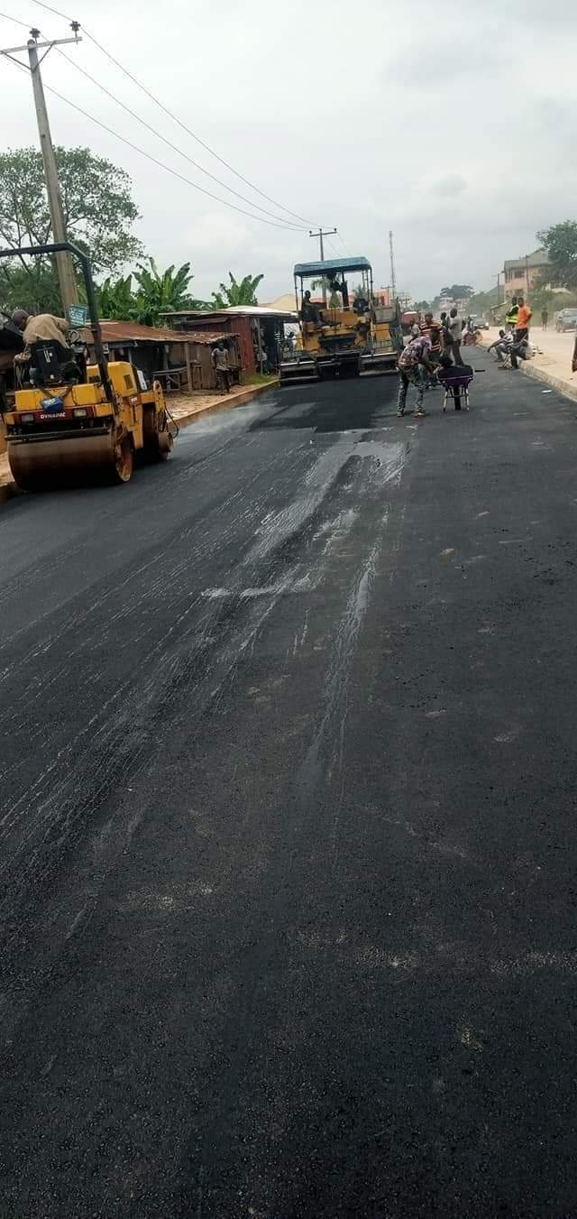 Abia on a steady rise with road infrastructure