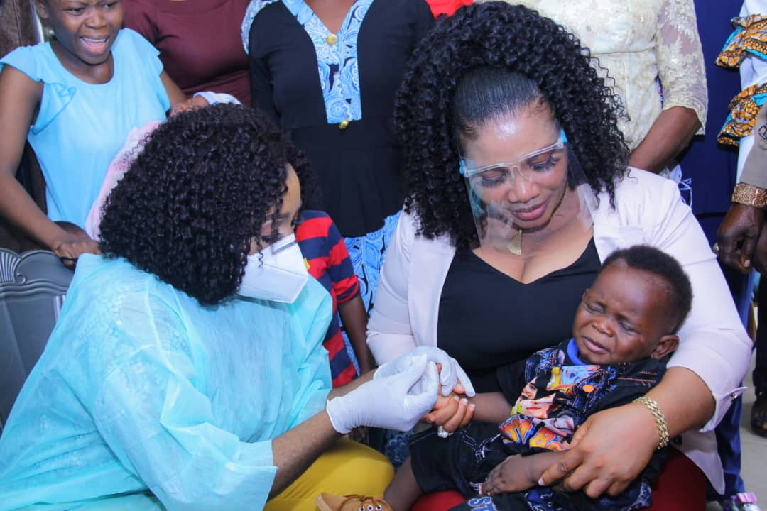 Free Medical Outreach; State Ministry of Health Partners With Biase Council To Mark Hon. Ada Egwu's 40th Birthday