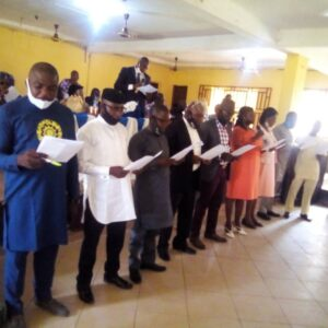 C'River:   List of Ikom Local Government Executive Council inaugurated