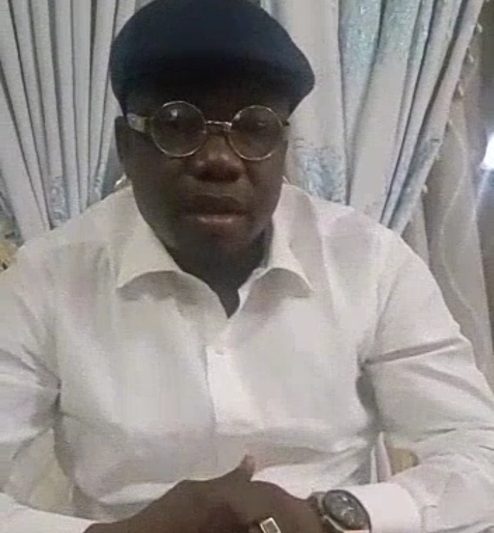 Video: If you want to leave the party , you can go Ahead, Says C'River PDP Stalwart