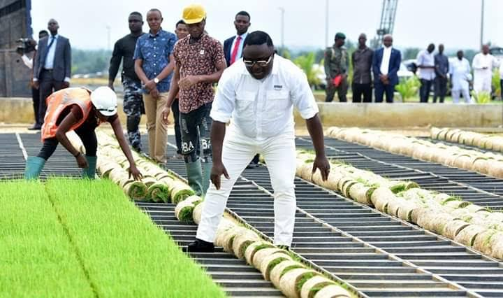 Why Cross River is aggressively pursing agro- Industrialisation - Ayade
