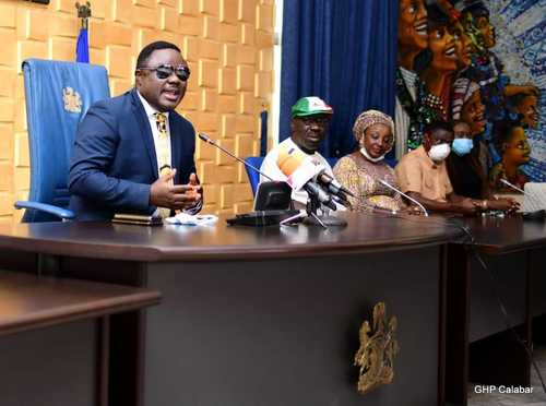 Ayade: South South must speak up on Bakassi, decries neglect