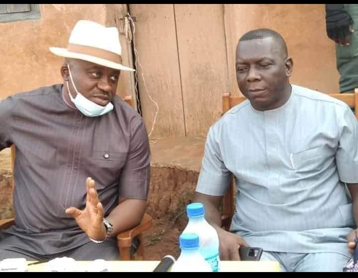 By-Election: Hon Legor Idagbo Congratulates Odey On His Emergence As PDP Candidate