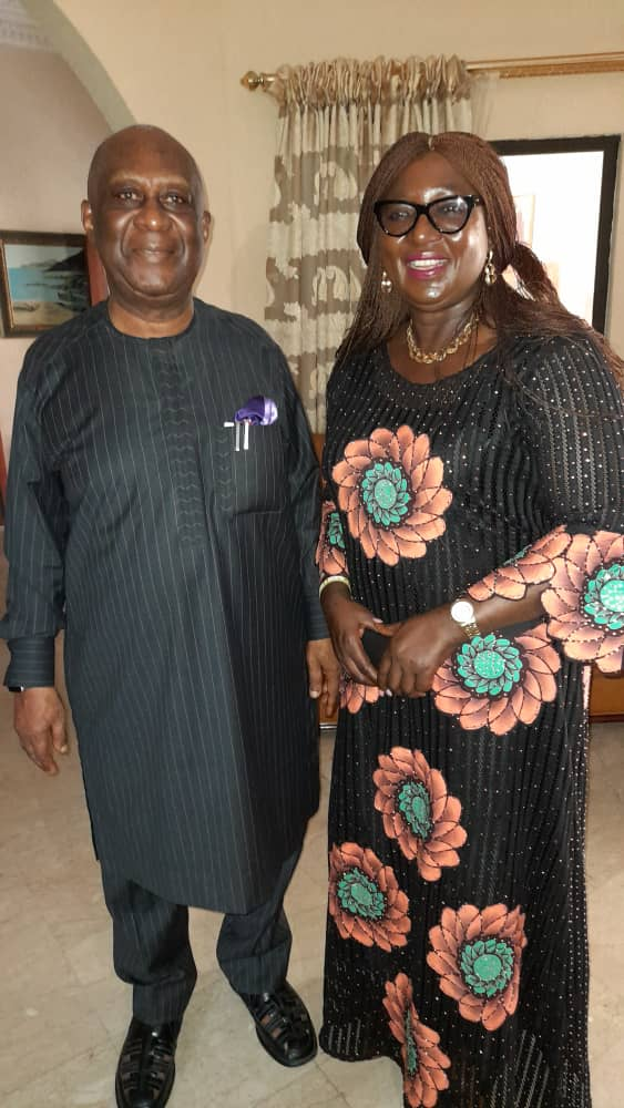 """""""Your emergence as Unical VC is the will of God"""" Obong of Calabar tells Prof. Florence Banku Obi"""