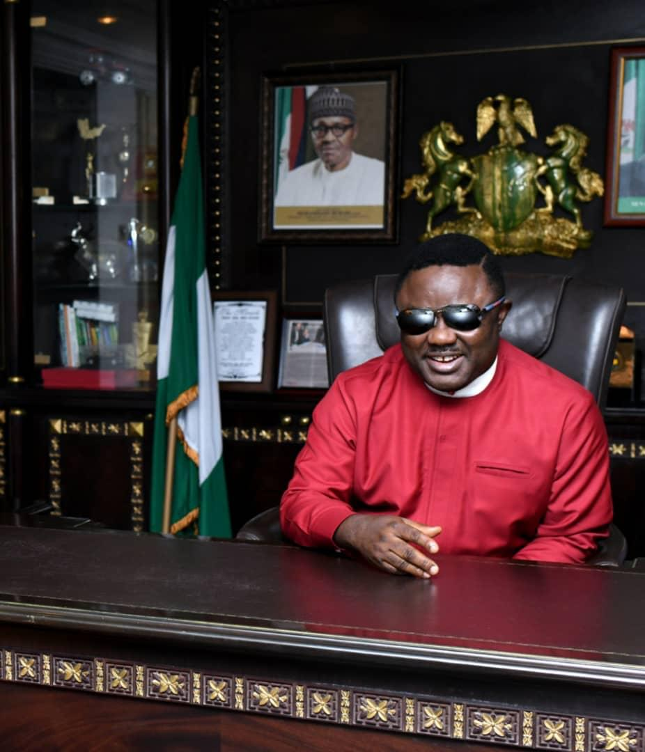 Ayade seeks review of Solid Minerals Act, insists on states involvement in licensing