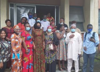 C'River Partners multiple UN Agencies, NGOs, CSOs In Fight Against Gender Based Violence