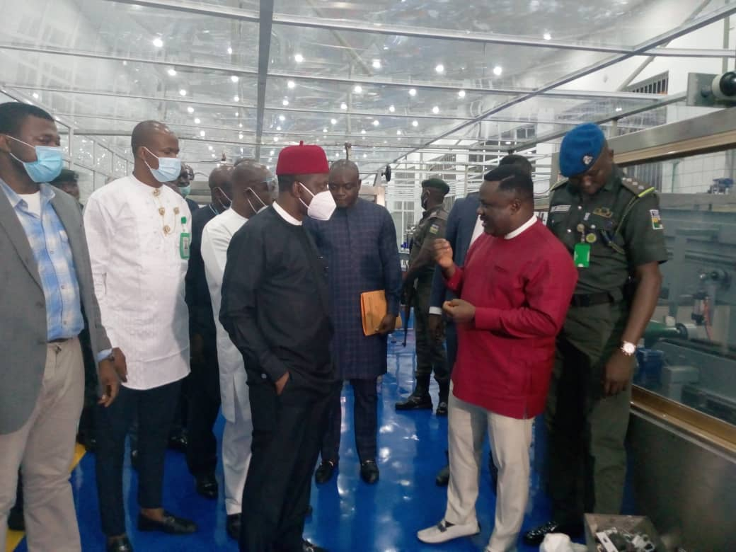 C'RIVER, MMSD STRATEGIZE TO ENHANCE SOLID MINERALS POTENTIALS