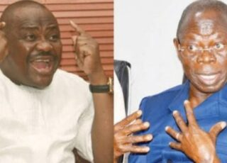 We Have Retired Oshiomhole From Politics Permanently- Wike