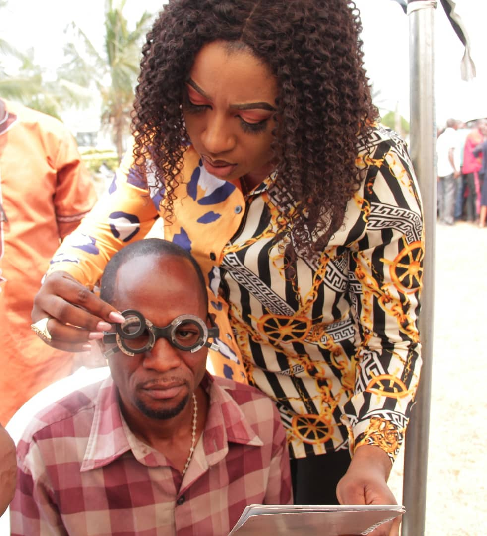 C'River: World Sight Day: Ophthalmological Society of Nigeria Develops First Eye Health Policy; Offers free eye services