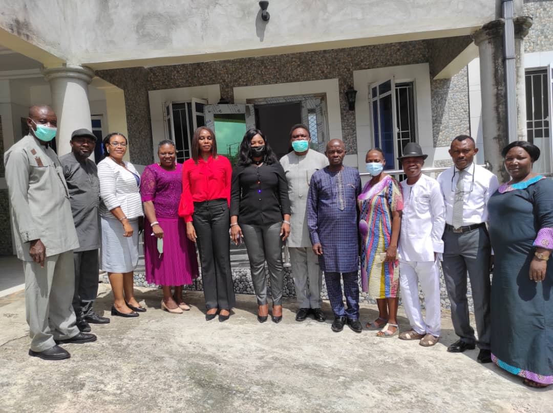 Akwa Ibom State Primary Healthcare Development Agency commend CRSPHCDA on Sustainable Healthcare, Seek Collaboration To Strengthen Healthcare Delivery