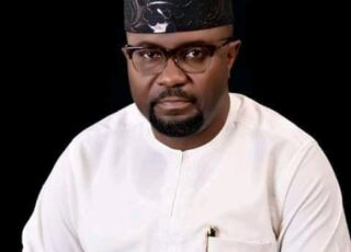 You're a great example to many says Hon. Etaba as he celebrates Hon. Chris Njah