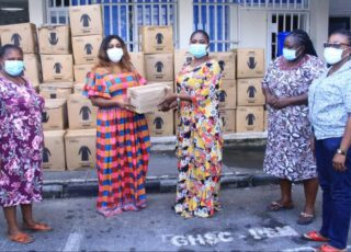 COVID-19: C'River Ministry Of Health Distributes PPEs and other COVID-19 items to over 4000 Frontline Health Workers