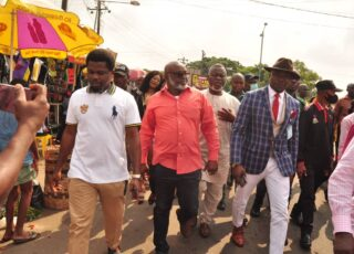 Environment Ministry, Calabar Municipal Council, others collaborate to return sanity to Marian Market