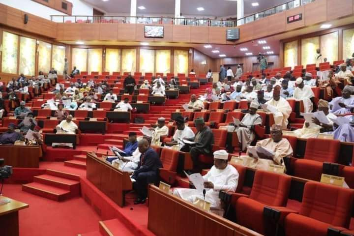 Senate adjourns plenary for Easter.