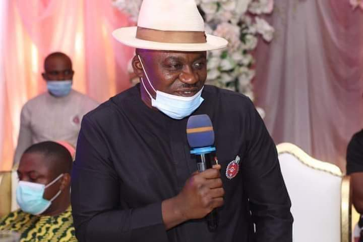 What you should know about Legor Idagbo's Projects in Bekwarra/Obudu/Obanliku Fed. Constituency