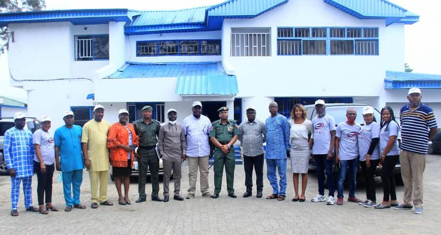 AYADECARE: Brigade Commander pledges Army readiness to partner CRSHIA on stakeholders security