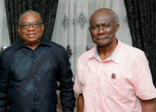 "Abia-North Projects: Dr. Chidia extols Kalu calls him a ""Pacesetter"""