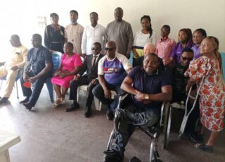 Arthur Jarvis University Supports Persons Living With Disability, Gives Out Scholarships, Donations and Job Opportunities
