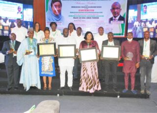 C'River Under Gov Ayade, Recieves Highest Number of Awards From the FG and the World Bank as the best State for its overall outstanding performance in CSDP Micro-Projects in Nigeria